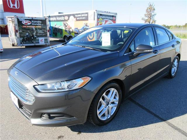 2015 Ford Fusion SE (Stk: K13220A) in Kanata - Image 1 of 17