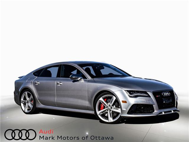 2015 Audi RS 7 4.0T (Stk: 90853B) in Nepean - Image 1 of 30
