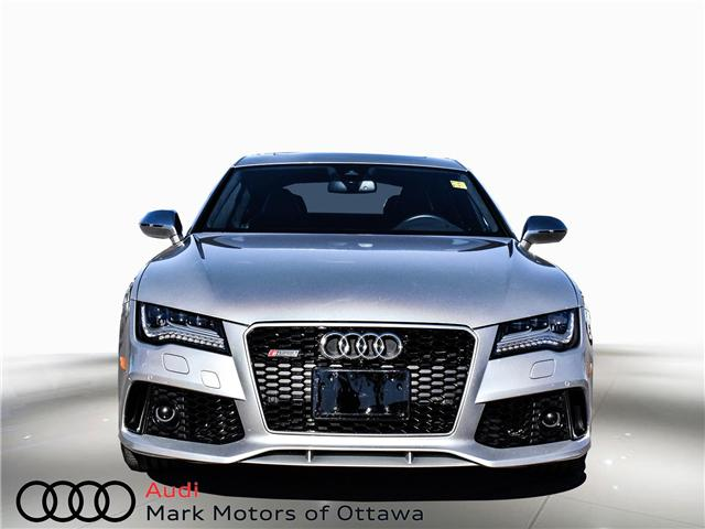 2015 Audi RS 7 4.0T (Stk: 90853B) in Nepean - Image 2 of 30