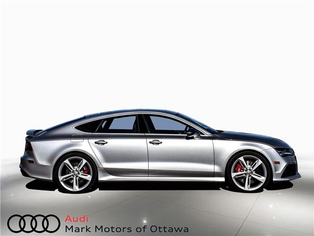 2015 Audi RS 7 4.0T (Stk: 90853B) in Nepean - Image 3 of 30