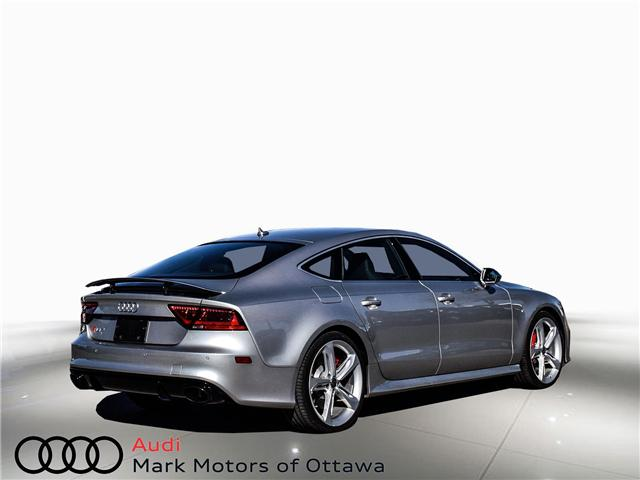 2015 Audi RS 7 4.0T (Stk: 90853B) in Nepean - Image 4 of 30