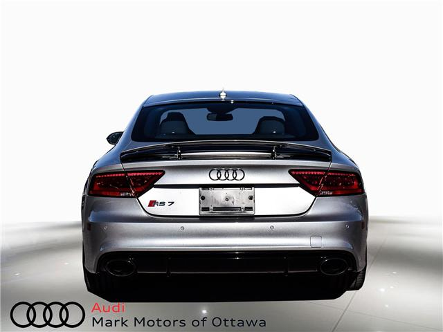 2015 Audi RS 7 4.0T (Stk: 90853B) in Nepean - Image 5 of 30