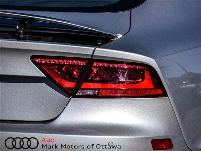 2015 Audi RS 7 4.0T (Stk: 90853B) in Nepean - Image 6 of 30