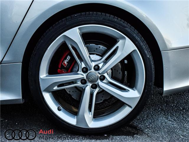 2015 Audi RS 7 4.0T (Stk: 90853B) in Nepean - Image 9 of 30