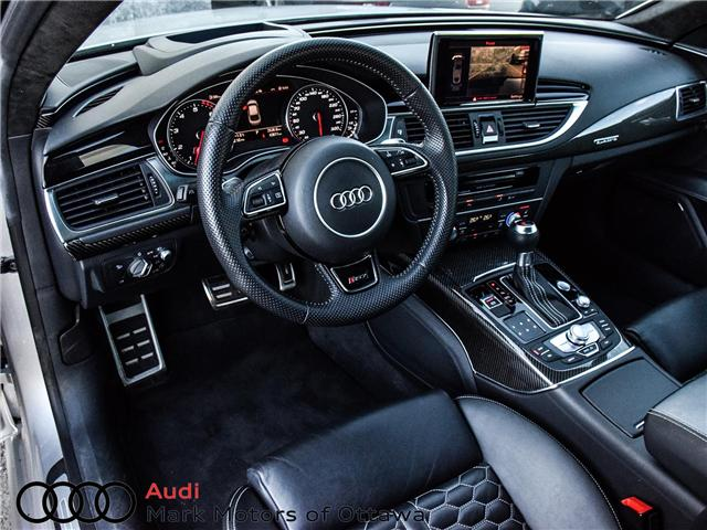 2015 Audi RS 7 4.0T (Stk: 90853B) in Nepean - Image 12 of 30