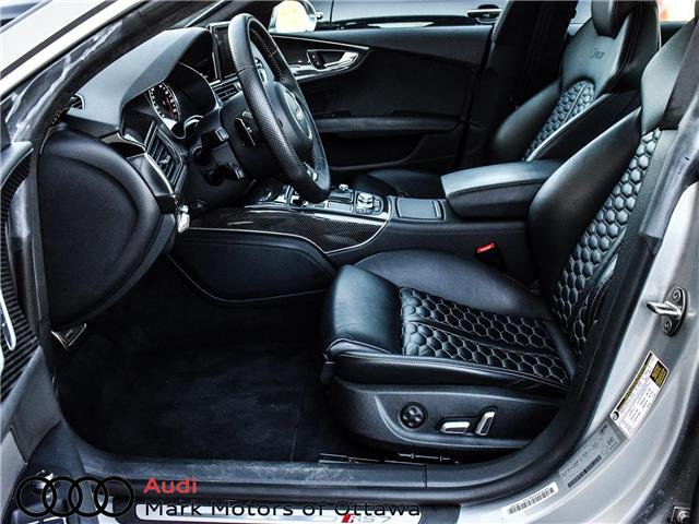 2015 Audi RS 7 4.0T (Stk: 90853B) in Nepean - Image 13 of 30