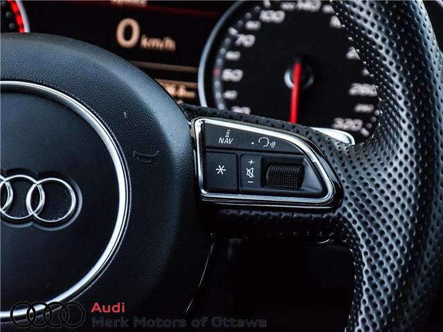 2015 Audi RS 7 4.0T (Stk: 90853B) in Nepean - Image 20 of 30