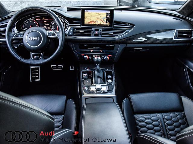 2015 Audi RS 7 4.0T (Stk: 90853B) in Nepean - Image 22 of 30