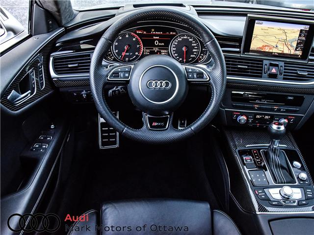 2015 Audi RS 7 4.0T (Stk: 90853B) in Nepean - Image 23 of 30