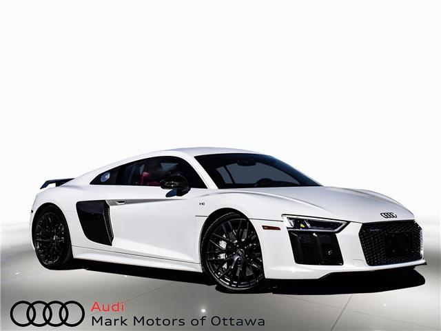 2017 Audi R8 5.2 V10 plus (Stk: 90325) in Nepean - Image 1 of 28