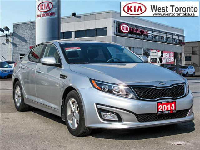 2014 Kia Optima LX (Stk: P388) in Toronto - Image 3 of 21
