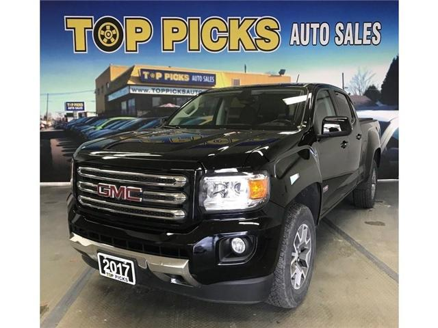 2017 GMC Canyon SLE (Stk: 1145290) in NORTH BAY - Image 1 of 29