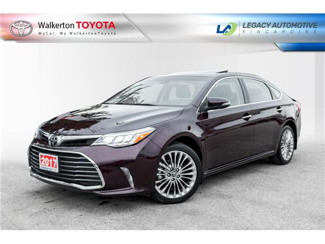 2017 Toyota Avalon Limited (Stk: 19002A) in Kincardine - Image 1 of 23