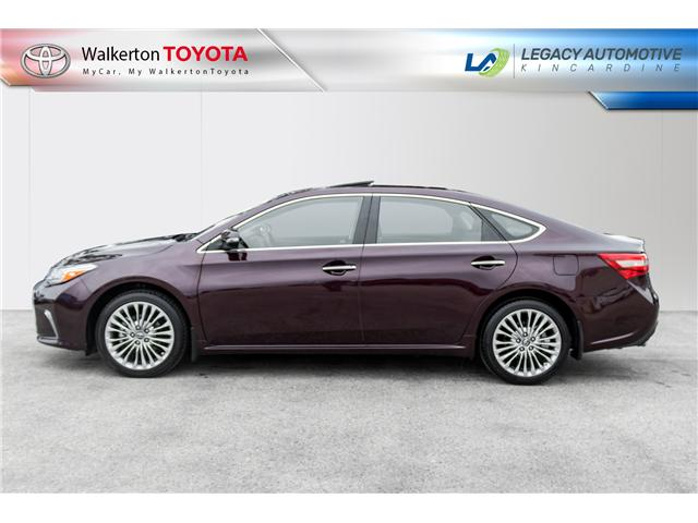 2017 Toyota Avalon Limited (Stk: 19002A) in Kincardine - Image 3 of 23