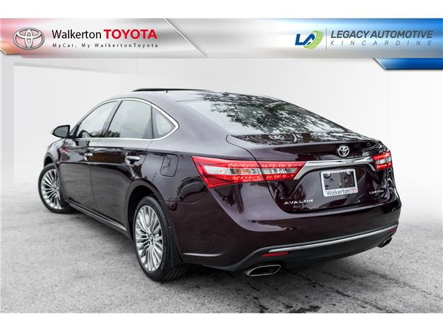 2017 Toyota Avalon Limited (Stk: 19002A) in Kincardine - Image 4 of 23