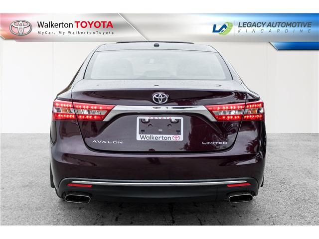 2017 Toyota Avalon Limited (Stk: 19002A) in Kincardine - Image 5 of 23