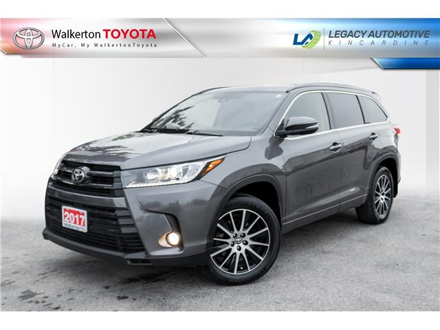 2017 Toyota Highlander XLE (Stk: P8178) in Walkerton - Image 1 of 26