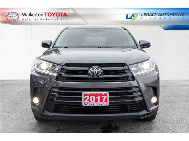 2017 Toyota Highlander XLE (Stk: P8178) in Walkerton - Image 2 of 26
