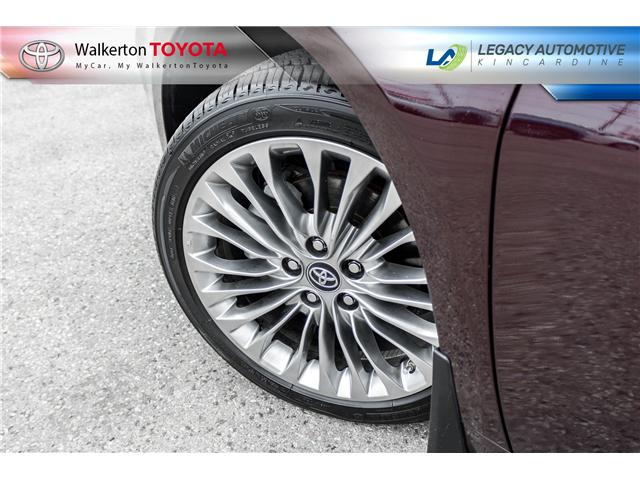 2017 Toyota Avalon Limited (Stk: 19002A) in Kincardine - Image 7 of 23