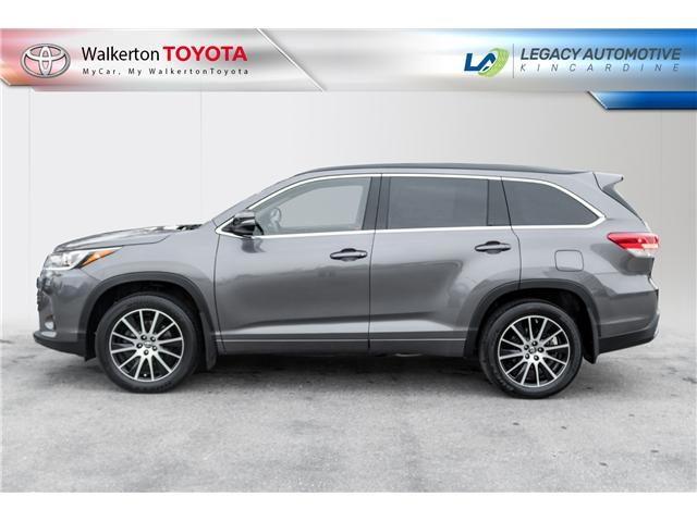 2017 Toyota Highlander XLE (Stk: P8178) in Kincardine - Image 3 of 26