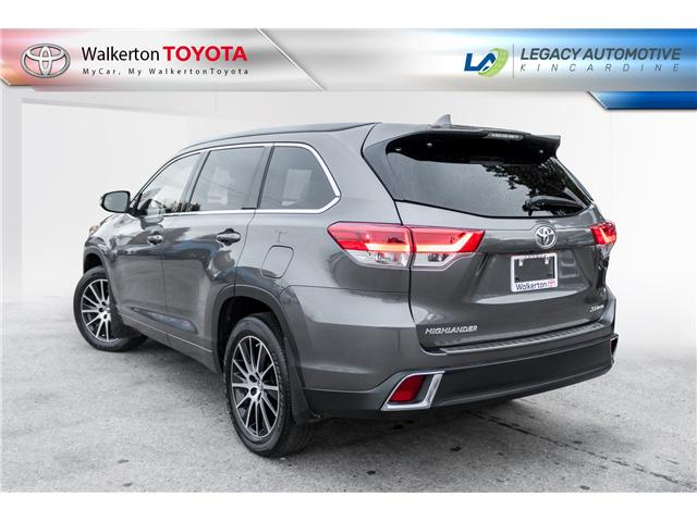 2017 Toyota Highlander XLE (Stk: P8178) in Kincardine - Image 4 of 26
