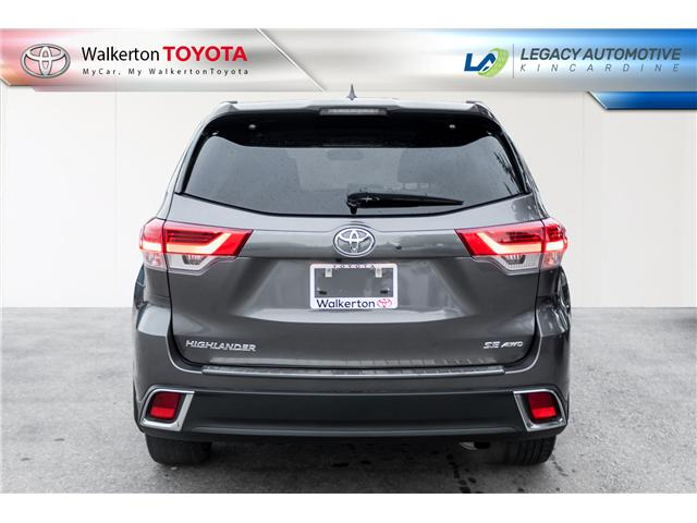 2017 Toyota Highlander XLE (Stk: P8178) in Kincardine - Image 5 of 26