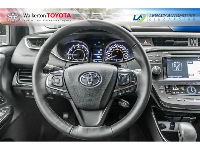 2017 Toyota Avalon Limited (Stk: 19002A) in Kincardine - Image 13 of 23