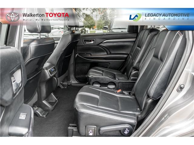 2017 Toyota Highlander XLE (Stk: P8178) in Kincardine - Image 9 of 26