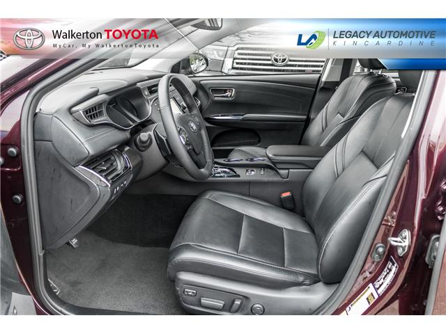 2017 Toyota Avalon Limited (Stk: 19002A) in Kincardine - Image 14 of 23
