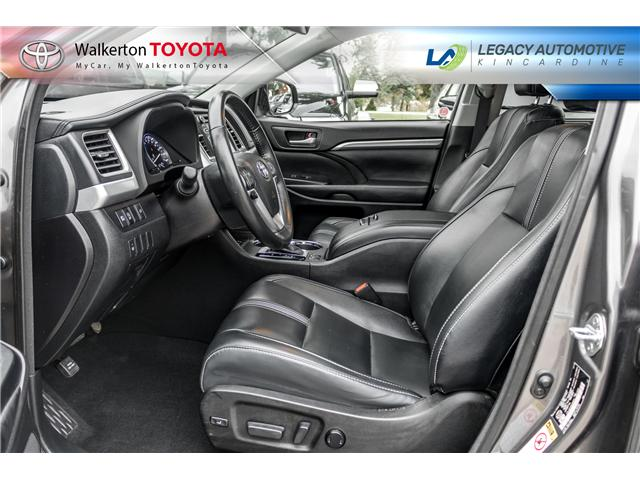 2017 Toyota Highlander XLE (Stk: P8178) in Kincardine - Image 11 of 26