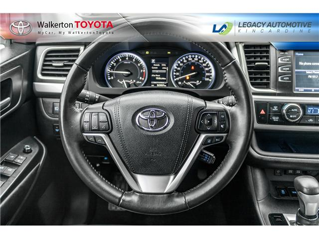 2017 Toyota Highlander XLE (Stk: P8178) in Kincardine - Image 16 of 26