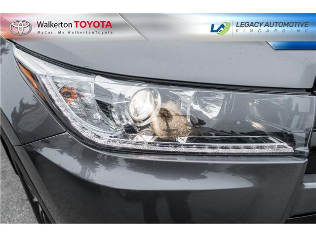 2017 Toyota Highlander XLE (Stk: P8178) in Kincardine - Image 19 of 26