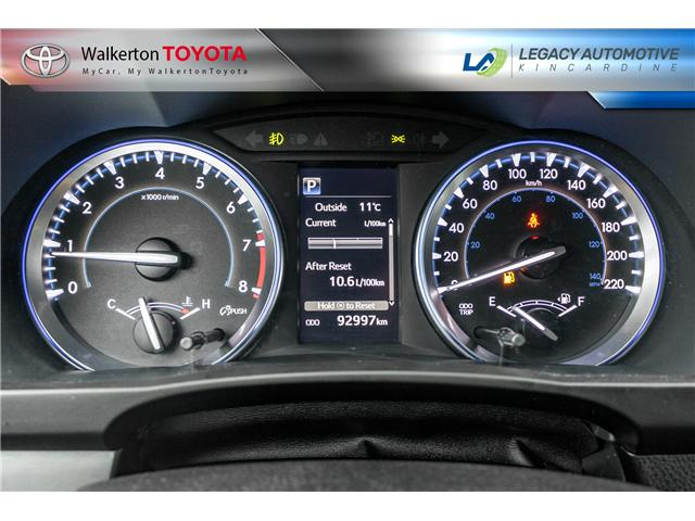 2017 Toyota Highlander XLE (Stk: P8178) in Kincardine - Image 22 of 26