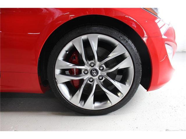 2013 Hyundai Genesis Coupe 3.8 GT (Stk: 107344) in Vaughan - Image 2 of 30