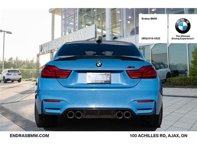2018 BMW M4 Base (Stk: 52305A) in Ajax - Image 5 of 22