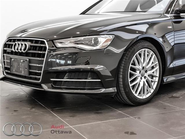 2017 Audi A6 2.0T Progressiv (Stk: 50597) in Ottawa - Image 7 of 21