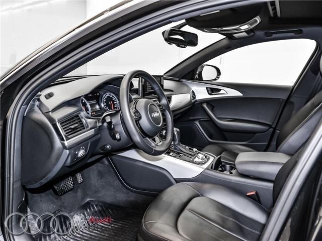 2017 Audi A6 2.0T Progressiv (Stk: 50597) in Ottawa - Image 11 of 21
