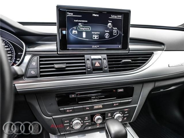 2017 Audi A6 2.0T Progressiv (Stk: 50597) in Ottawa - Image 18 of 21