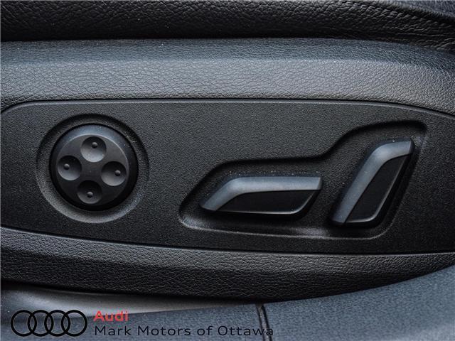 2018 Audi A4 2.0T Progressiv (Stk: 90449) in Nepean - Image 14 of 30