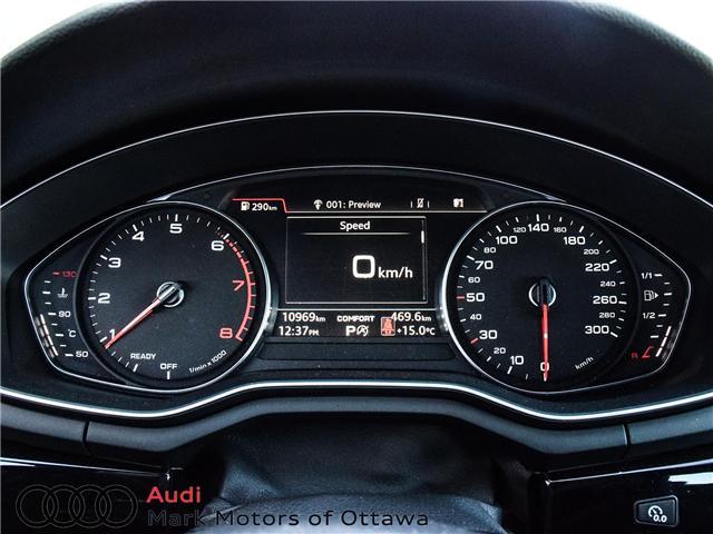 2018 Audi A4 2.0T Progressiv (Stk: 90449) in Nepean - Image 15 of 30