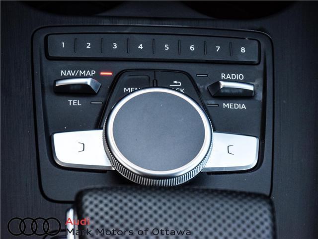 2018 Audi A4 2.0T Progressiv (Stk: 90449) in Nepean - Image 20 of 30