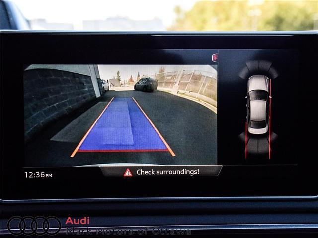 2018 Audi A4 2.0T Progressiv (Stk: 90449) in Nepean - Image 26 of 30