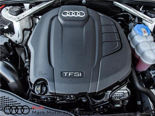 2018 Audi A4 2.0T Progressiv (Stk: 90449) in Nepean - Image 28 of 30