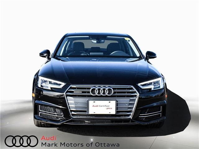 2018 Audi A4 2.0T Progressiv (Stk: 90744) in Nepean - Image 2 of 30