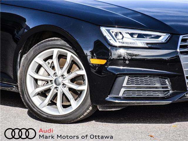 2018 Audi A4 2.0T Progressiv (Stk: 90744) in Nepean - Image 8 of 30