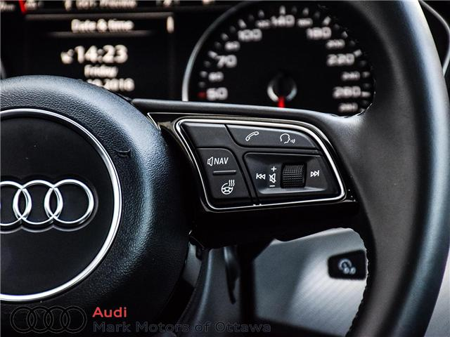 2018 Audi A4 2.0T Progressiv (Stk: 90744) in Nepean - Image 21 of 30