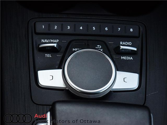 2018 Audi A4 2.0T Progressiv (Stk: 90744) in Nepean - Image 23 of 30