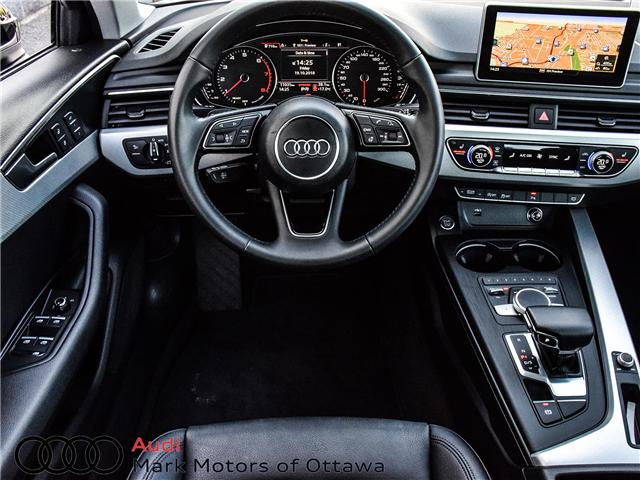 2018 Audi A4 2.0T Progressiv (Stk: 90744) in Nepean - Image 25 of 30