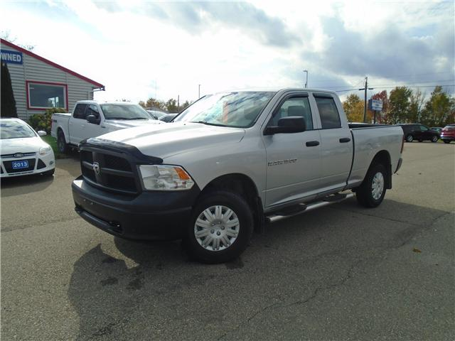 2012 RAM 1500 ST (Stk: 1854A) in Smiths Falls - Image 1 of 10