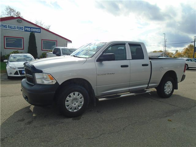 2012 RAM 1500 ST (Stk: 1854A) in Smiths Falls - Image 2 of 10